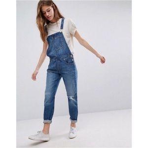 Levi's women's overalls